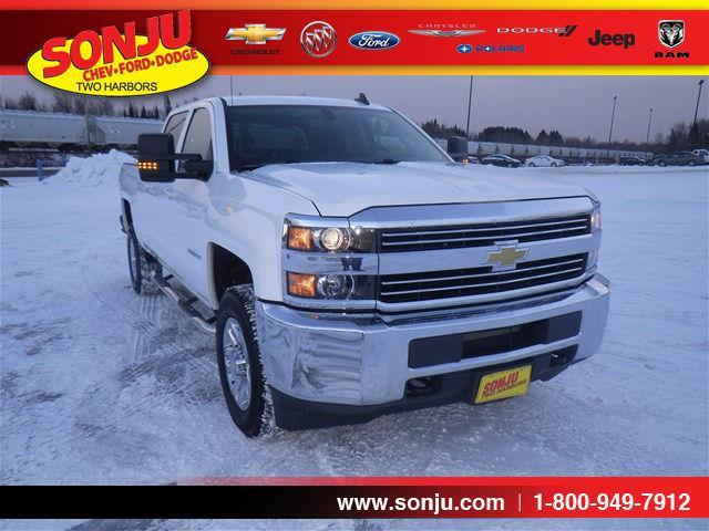2016 chevrolet silverado 3500hd lt 4x4 lt 4dr crew cab srw for sale in two harbors minnesota. Black Bedroom Furniture Sets. Home Design Ideas