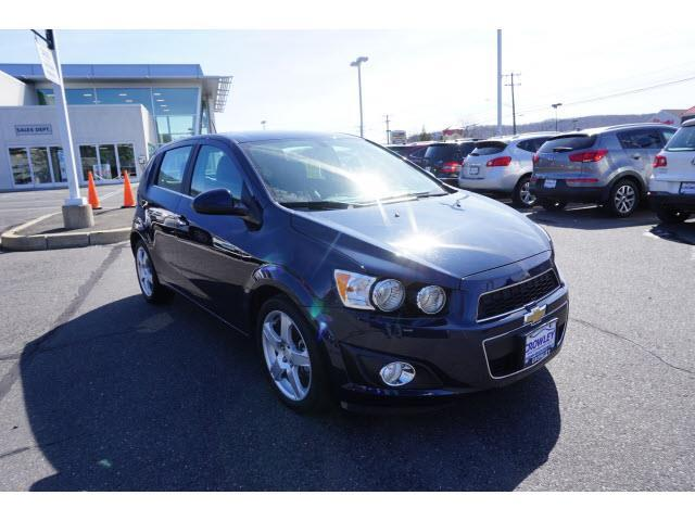 2016 chevrolet sonic ltz auto ltz auto 4dr hatchback for. Black Bedroom Furniture Sets. Home Design Ideas