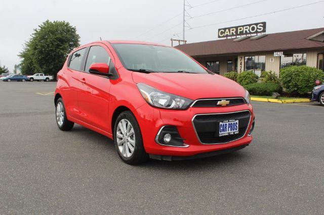 2016 chevrolet spark 1lt manual 1lt manual 4dr hatchback. Black Bedroom Furniture Sets. Home Design Ideas