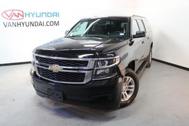 2016 Chevrolet Suburban LS 1500 4x2 LS 1500 4dr SUV
