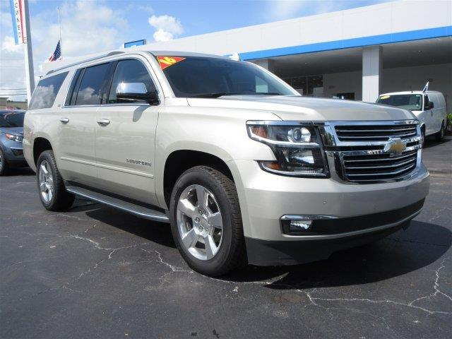 Dyer Chevrolet Fort Pierce >> 2016 Chevrolet Suburban LTZ 1500 4x2 LTZ 1500 4dr SUV for Sale in Fort Pierce, Florida ...