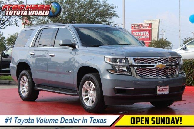 2016 chevrolet tahoe ls 4x2 ls 4dr suv for sale in rayford texas classified. Black Bedroom Furniture Sets. Home Design Ideas