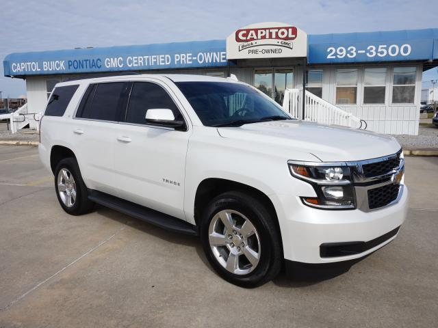2016 chevrolet tahoe lt 4x2 lt 4dr suv for sale in baton rouge louisiana classified. Black Bedroom Furniture Sets. Home Design Ideas