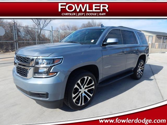 2016 chevrolet tahoe lt 4x2 lt 4dr suv for sale in oklahoma city oklahoma classified. Black Bedroom Furniture Sets. Home Design Ideas