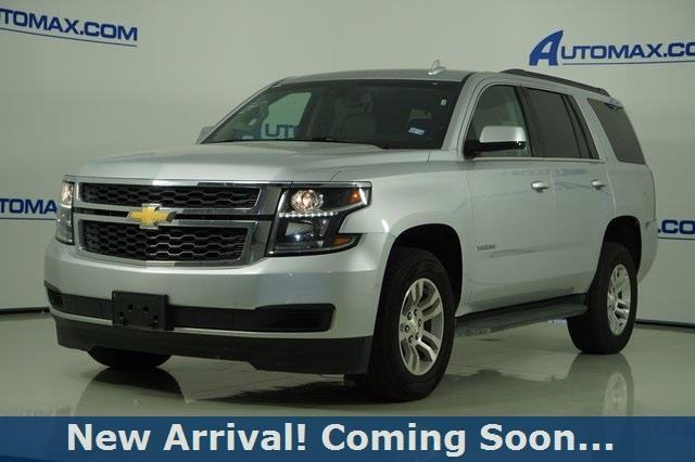 2016 chevrolet tahoe lt 4x2 lt 4dr suv for sale in killeen texas classified. Black Bedroom Furniture Sets. Home Design Ideas