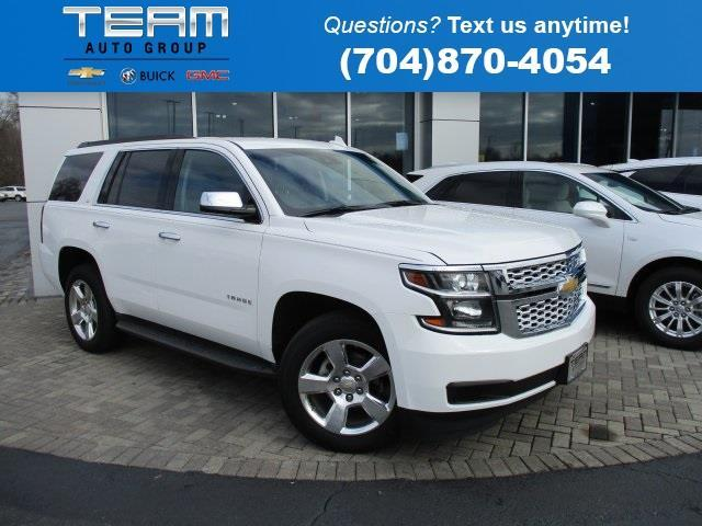 2016 chevrolet tahoe lt 4x4 lt 4dr suv for sale in salisbury north carolina classified. Black Bedroom Furniture Sets. Home Design Ideas