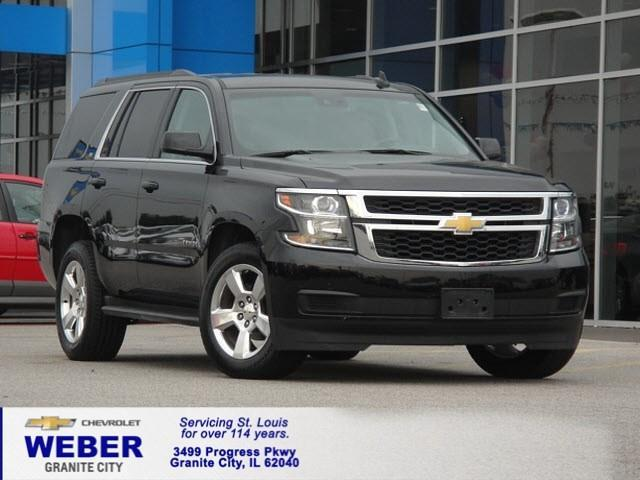2016 chevrolet tahoe lt 4x4 lt 4dr suv for sale in granite city illinois classified. Black Bedroom Furniture Sets. Home Design Ideas