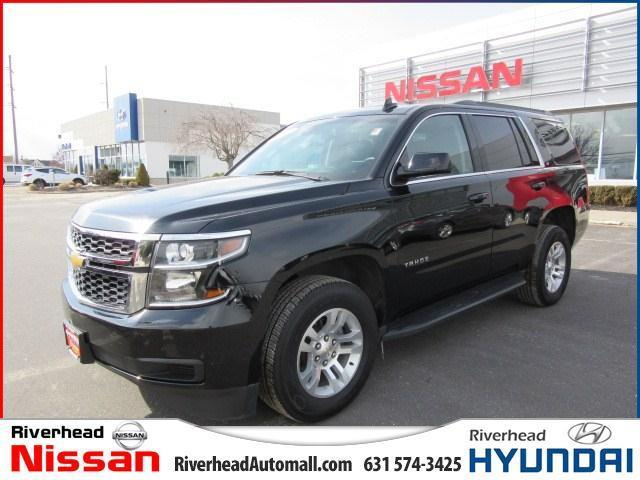 2016 chevrolet tahoe lt 4x4 lt 4dr suv for sale in flanders new york classified. Black Bedroom Furniture Sets. Home Design Ideas