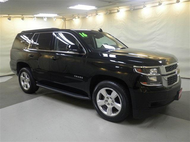 2016 chevrolet tahoe lt 4x4 lt 4dr suv for sale in duluth minnesota classified. Black Bedroom Furniture Sets. Home Design Ideas