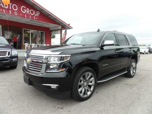 2016 chevrolet tahoe ltz 4x4 ltz 4dr suv for sale in mount pleasant michigan classified. Black Bedroom Furniture Sets. Home Design Ideas