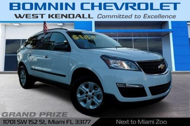 2016 chevrolet traverse ls ls 4dr suv for sale in miami florida classified. Black Bedroom Furniture Sets. Home Design Ideas
