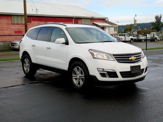2016 chevrolet traverse lt awd lt 4dr suv w 1lt for sale in alderton washington classified. Black Bedroom Furniture Sets. Home Design Ideas