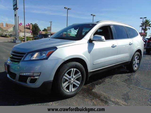 2016 chevrolet traverse lt awd lt 4dr suv w 2lt for sale in el paso texas classified. Black Bedroom Furniture Sets. Home Design Ideas
