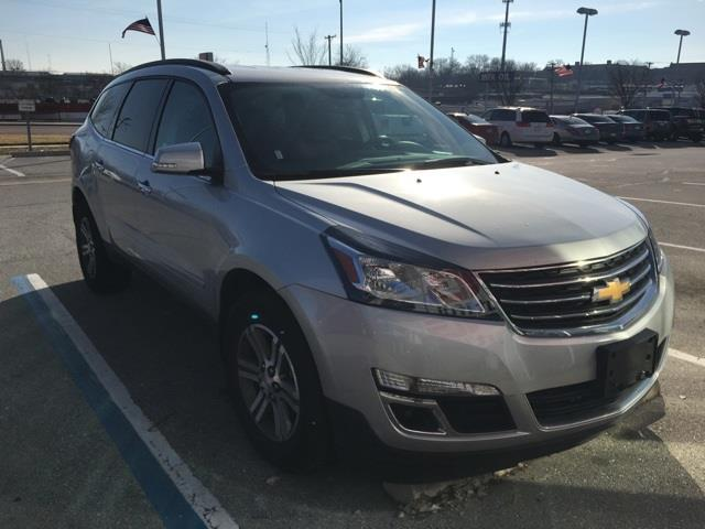 2016 Chevrolet Traverse Lt Awd Lt 4dr Suv W 2lt For Sale