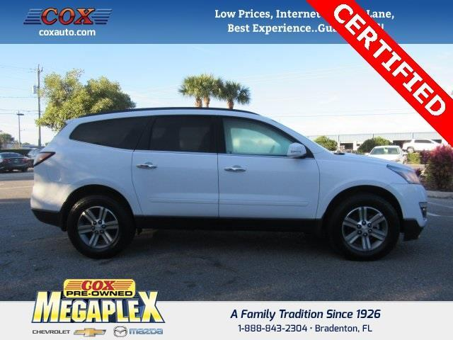 2016 chevrolet traverse lt lt 4dr suv w 1lt for sale in bradenton florida classified. Black Bedroom Furniture Sets. Home Design Ideas