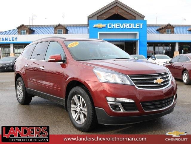2016 chevrolet traverse lt lt 4dr suv w 1lt for sale in norman oklahoma classified. Black Bedroom Furniture Sets. Home Design Ideas