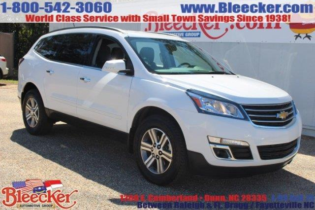 2016 chevrolet traverse lt lt 4dr suv w 1lt for sale in dunn north carolina classified. Black Bedroom Furniture Sets. Home Design Ideas