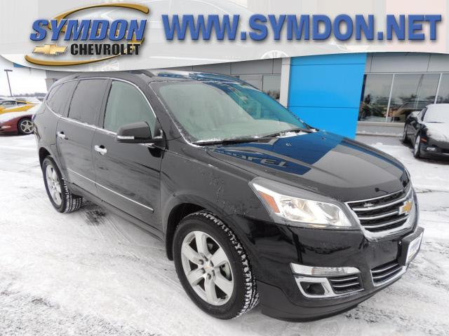 2016 chevrolet traverse ltz awd ltz 4dr suv for sale in mount horeb wisconsin classified. Black Bedroom Furniture Sets. Home Design Ideas