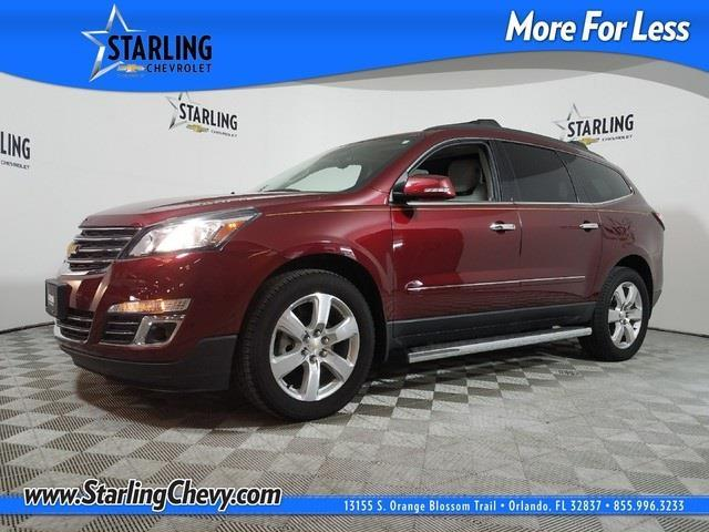 2016 chevrolet traverse ltz ltz 4dr suv for sale in. Black Bedroom Furniture Sets. Home Design Ideas