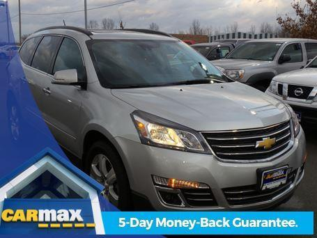 2016 chevrolet traverse ltz ltz 4dr suv for sale in saint. Black Bedroom Furniture Sets. Home Design Ideas