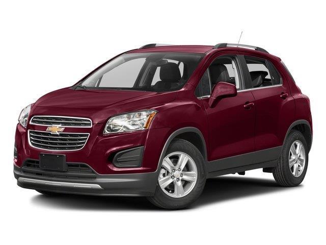 2016 Chevrolet Trax LT LT 4dr Crossover w/1LT