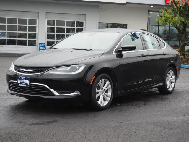 2016 chrysler 200 limited limited 4dr sedan for sale in. Black Bedroom Furniture Sets. Home Design Ideas