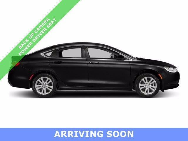 2016 chrysler 200 lx lx 4dr sedan for sale in alliance. Black Bedroom Furniture Sets. Home Design Ideas