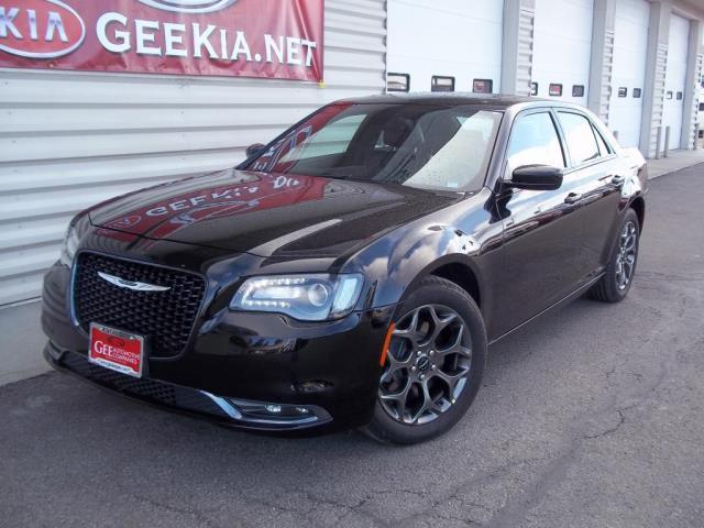 2016 chrysler 300 s awd s 4dr sedan for sale in coeur d 39 alene idaho classified. Black Bedroom Furniture Sets. Home Design Ideas