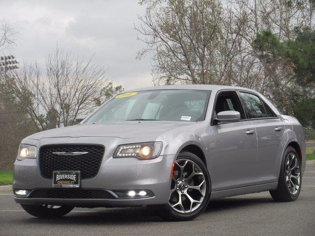 2016 Chrysler 300 S S 4dr Sedan