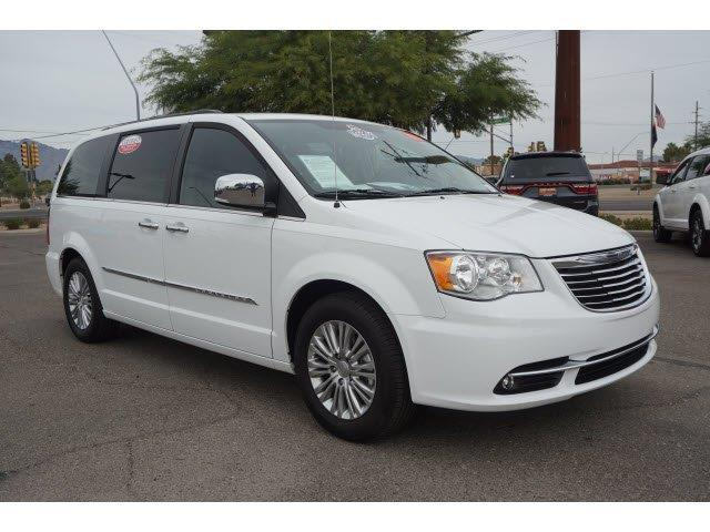 2016 chrysler town and country touring l touring l 4dr mini van for sale in tucson arizona. Black Bedroom Furniture Sets. Home Design Ideas