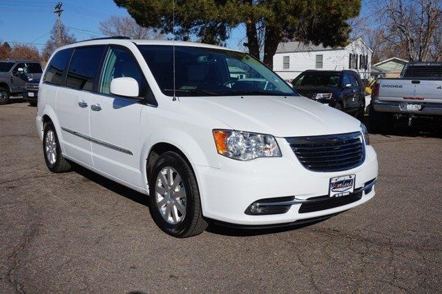 2016 chrysler town and country touring touring 4dr mini van for sale in loveland colorado. Black Bedroom Furniture Sets. Home Design Ideas