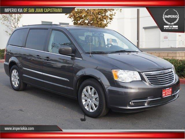 2016 chrysler town and country touring touring 4dr mini van for sale in mission viejo. Black Bedroom Furniture Sets. Home Design Ideas