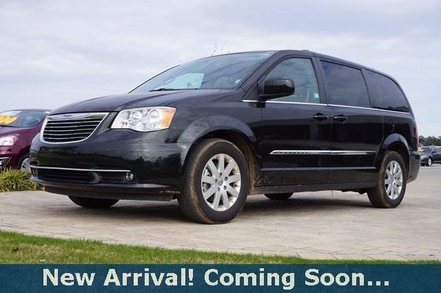 American Auto Sales Killeen Tx: 2016 Chrysler Town And Country Touring Touring 4dr Mini