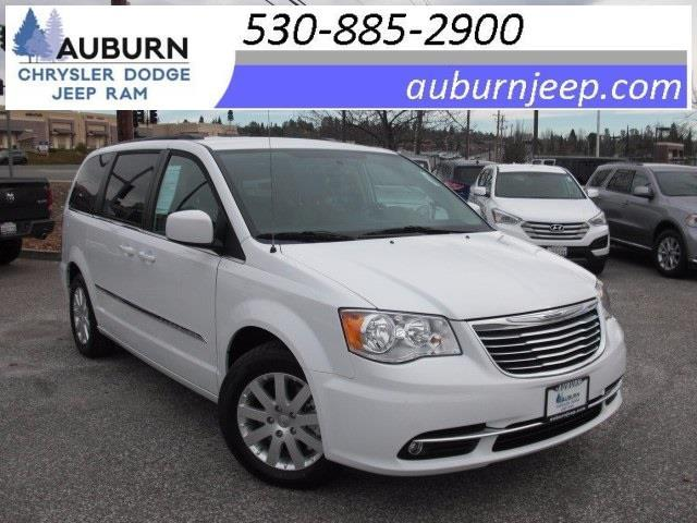 2016 chrysler town and country touring touring 4dr mini van for sale in auburn california. Black Bedroom Furniture Sets. Home Design Ideas