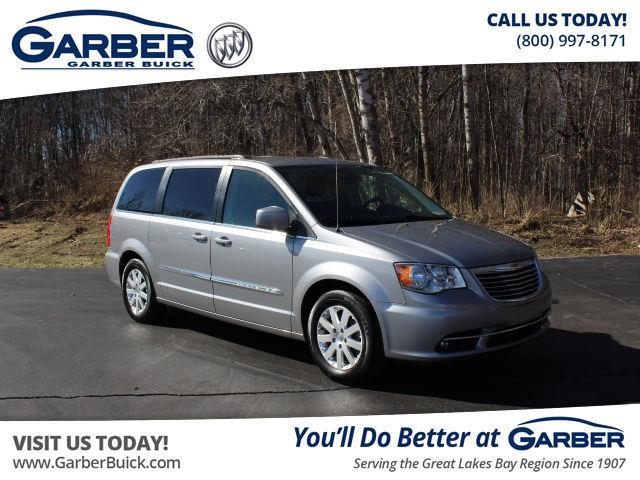 2016 chrysler town and country touring touring 4dr mini van for sale in saginaw michigan. Black Bedroom Furniture Sets. Home Design Ideas