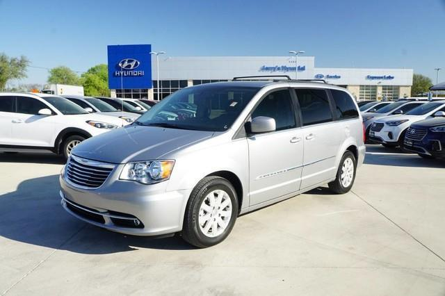 2016 chrysler town and country touring touring 4dr mini van for sale in weatherford texas. Black Bedroom Furniture Sets. Home Design Ideas