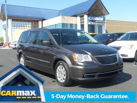 2016 chrysler town and country touring touring 4dr mini van for sale in oklahoma city oklahoma. Black Bedroom Furniture Sets. Home Design Ideas