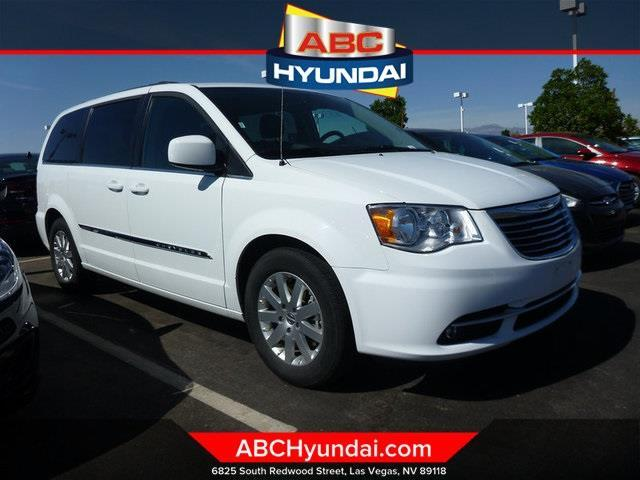 2016 chrysler town and country touring touring 4dr mini van for sale in las vegas nevada. Black Bedroom Furniture Sets. Home Design Ideas
