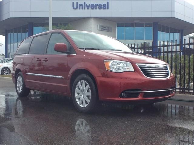 2016 chrysler town and country touring touring 4dr mini van for sale in orlando florida. Black Bedroom Furniture Sets. Home Design Ideas