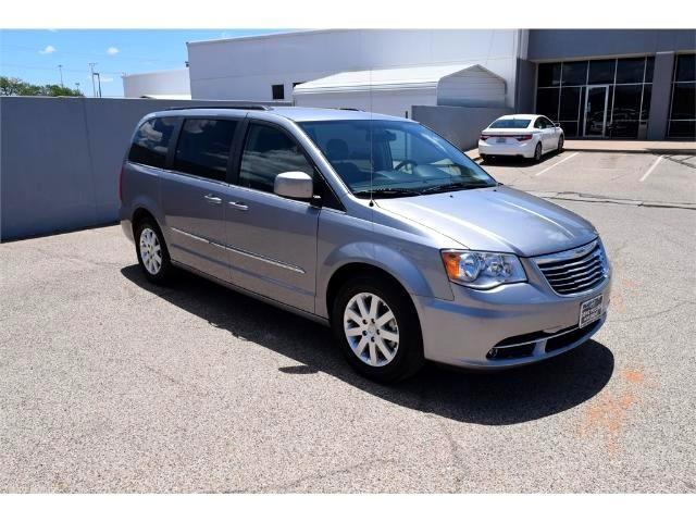2016 chrysler town and country touring touring 4dr mini van for sale in lubbock texas. Black Bedroom Furniture Sets. Home Design Ideas