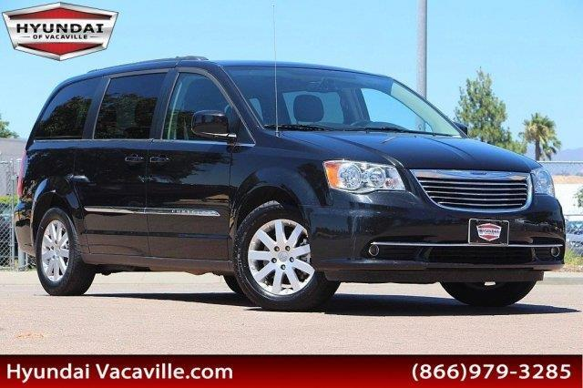 2016 chrysler town and country touring touring 4dr mini van for sale in vacaville california. Black Bedroom Furniture Sets. Home Design Ideas