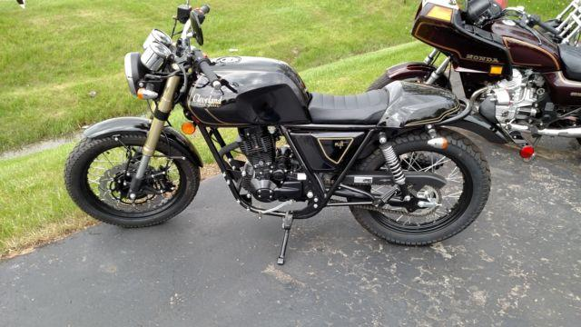 2016 Cleveland Cyclewerks Misfit- Brand New