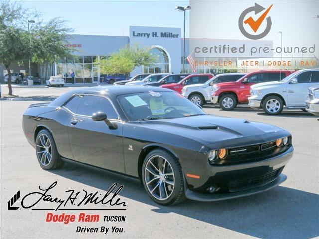 2016 dodge challenger r t scat pack r t scat pack 2dr coupe for sale in tucson arizona. Black Bedroom Furniture Sets. Home Design Ideas
