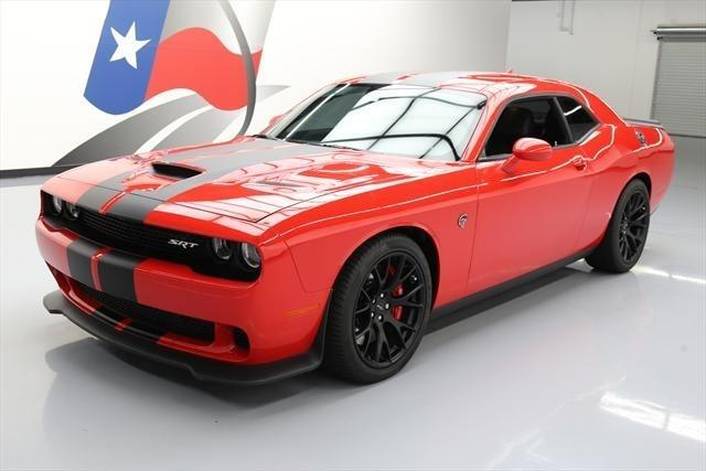 2016 dodge challenger srt hellcat srt hellcat 2dr coupe for sale in houston texas classified. Black Bedroom Furniture Sets. Home Design Ideas