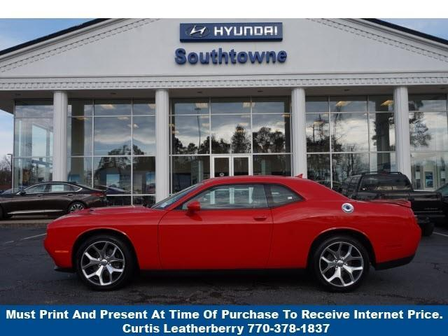 2016 dodge challenger sxt plus sxt plus 2dr coupe for sale in newnan georgia classified. Black Bedroom Furniture Sets. Home Design Ideas