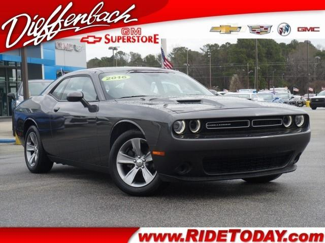 2016 dodge challenger sxt sxt 2dr coupe for sale in rockingham north carolina classified. Black Bedroom Furniture Sets. Home Design Ideas