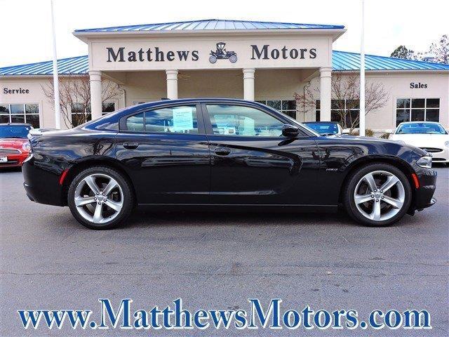 2016 dodge charger r t r t 4dr sedan for sale in goldsboro for Matthews motors goldsboro nc
