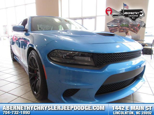 2016 Dodge Charger SRT Hellcat SRT Hellcat 4dr Sedan