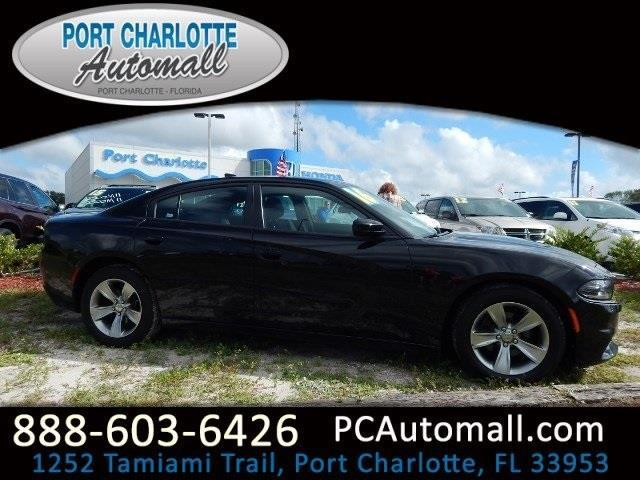 2016 Dodge Charger SXT SXT 4dr Sedan