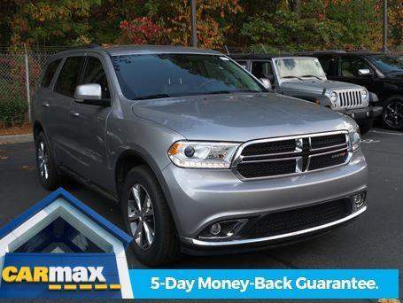 2016 Dodge Durango Limited Limited 4dr SUV